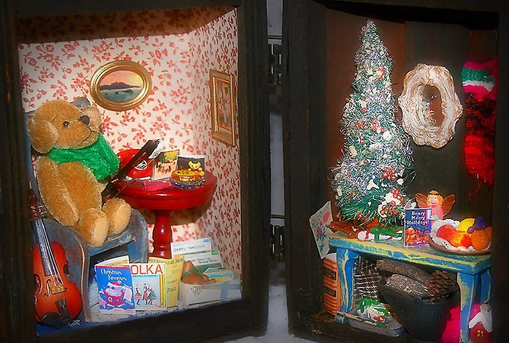 Christmas by the Box by Nadya Johnson