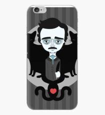Edgar Allan Poe iPhone-Hülle & Cover