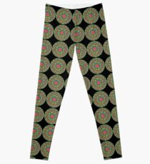 Eye See Mandala Leggings
