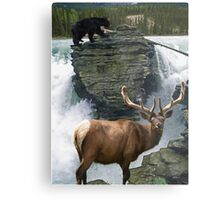Quot Encounter At The Falls Quot By Skye Ryan Evans Redbubble