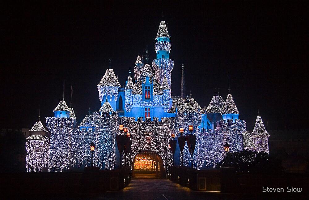 Fairy Tale Christmas by Steven  Siow
