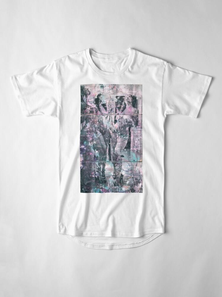 Alternate view of Three Mysteries Long T-Shirt