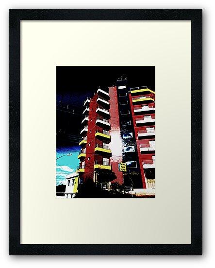 Pop Art Hotel, Brazil by atoth