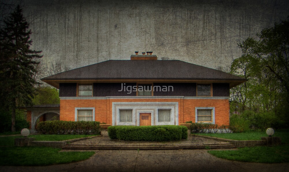 William H. Winslow House by Jigsawman