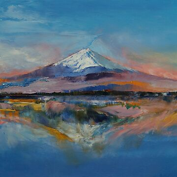 Mount Fuji by michaelcreese
