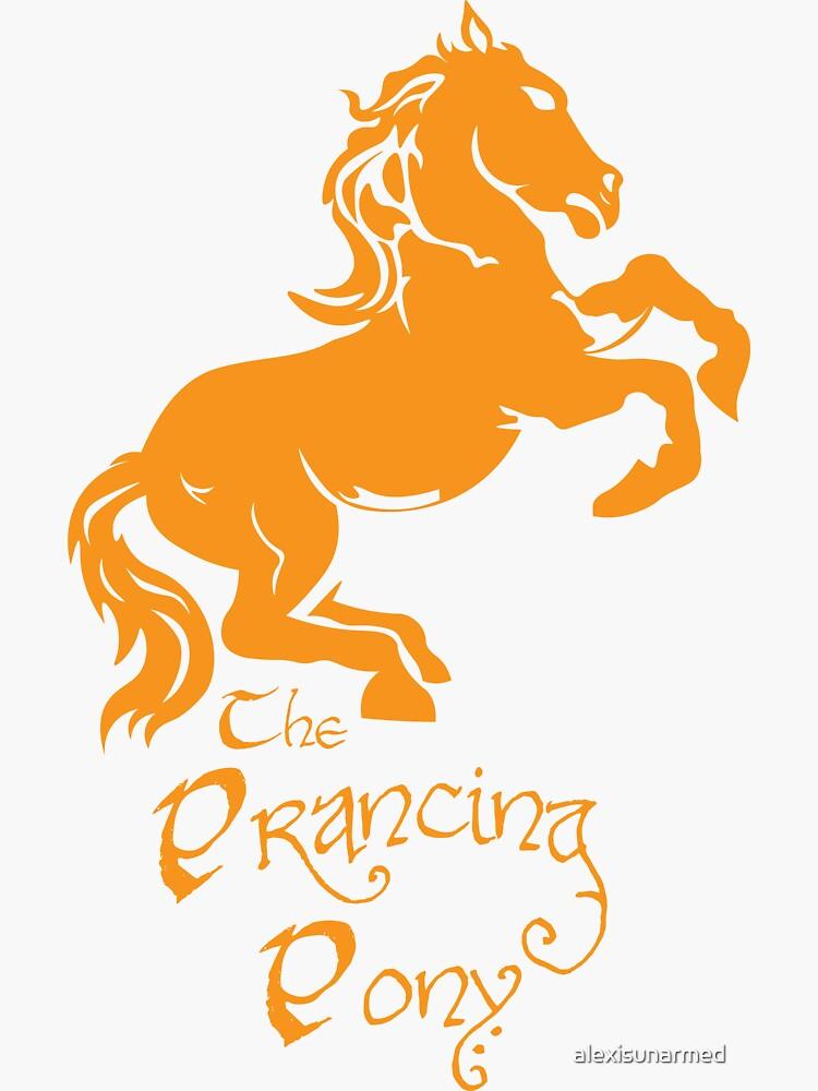 Das tanzende Pony von alexisunarmed