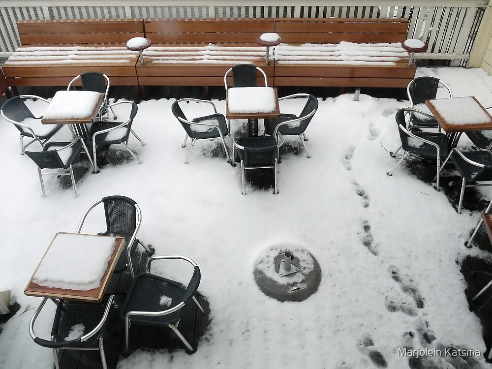 A winter day in Amsterdam (1) by Marjolein Katsma