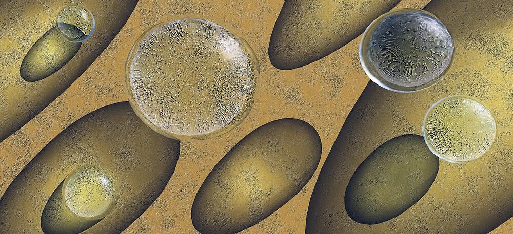 Tears Of Gold by Ostar-Digital