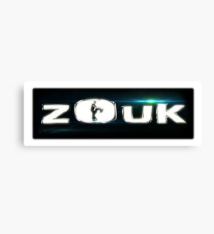ZOUK Canvas Print