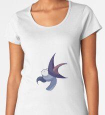Screeching Bird Women's Premium T-Shirt