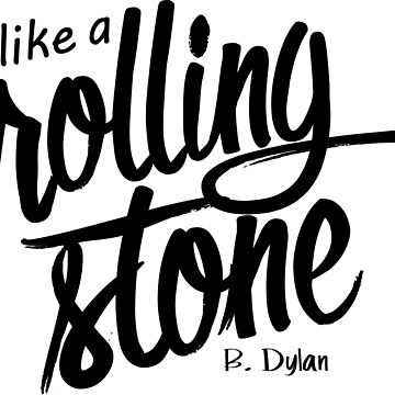 Bob Dylan - Rolling Stone by art78