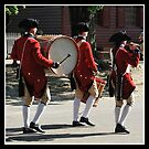 Marching band, colonial style by DebbiesDigitals