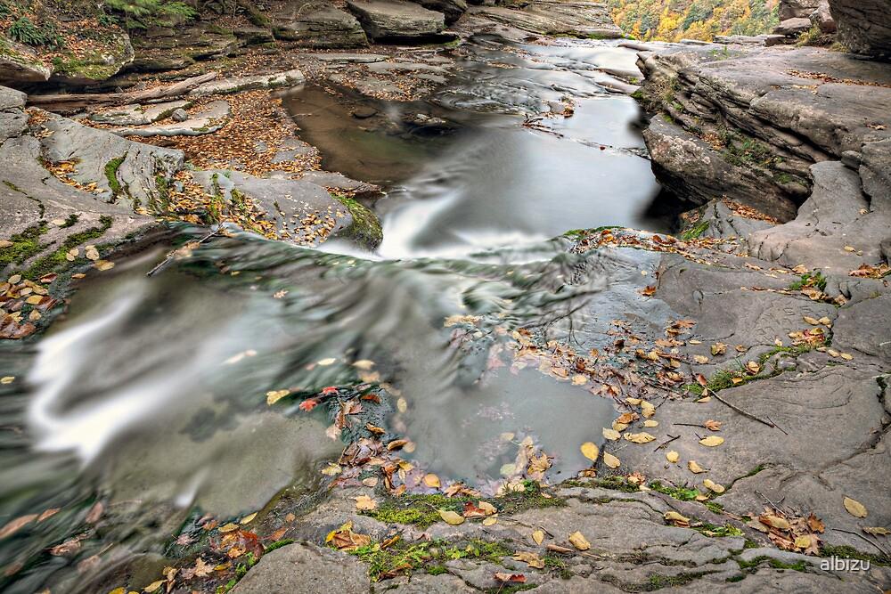 Kaaterskill Falls by albizu