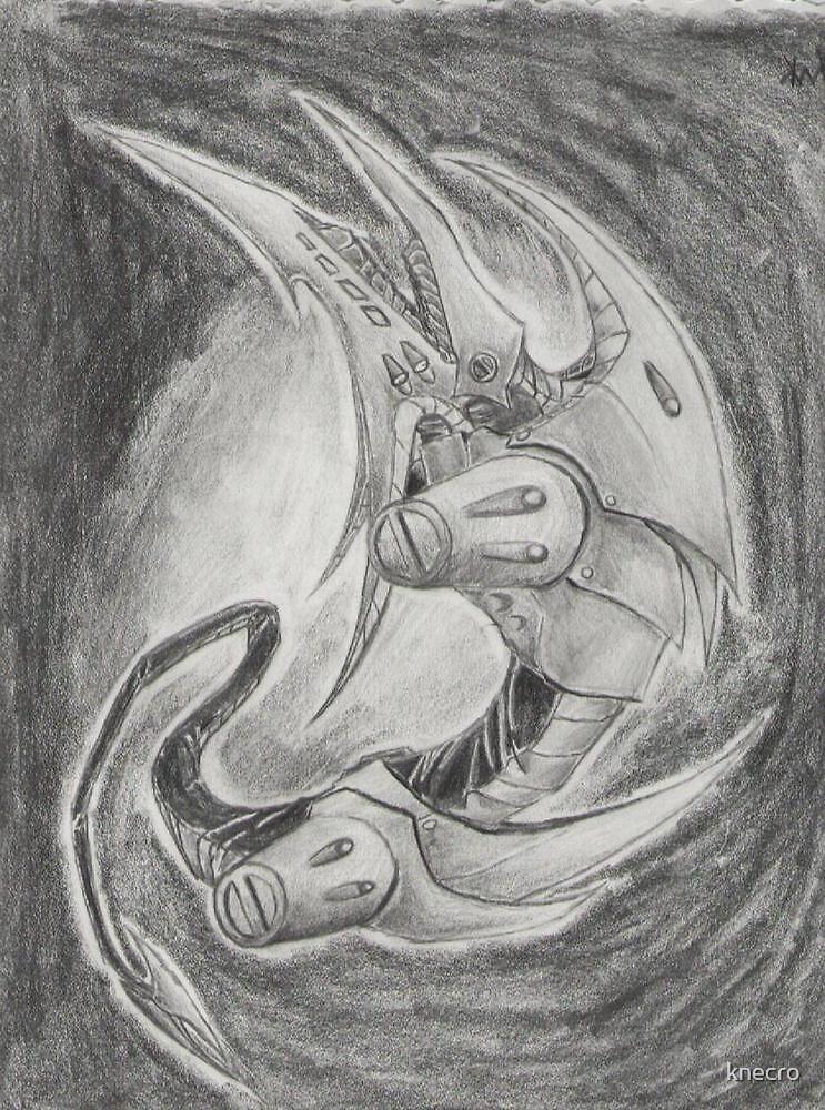 Anguish by knecro