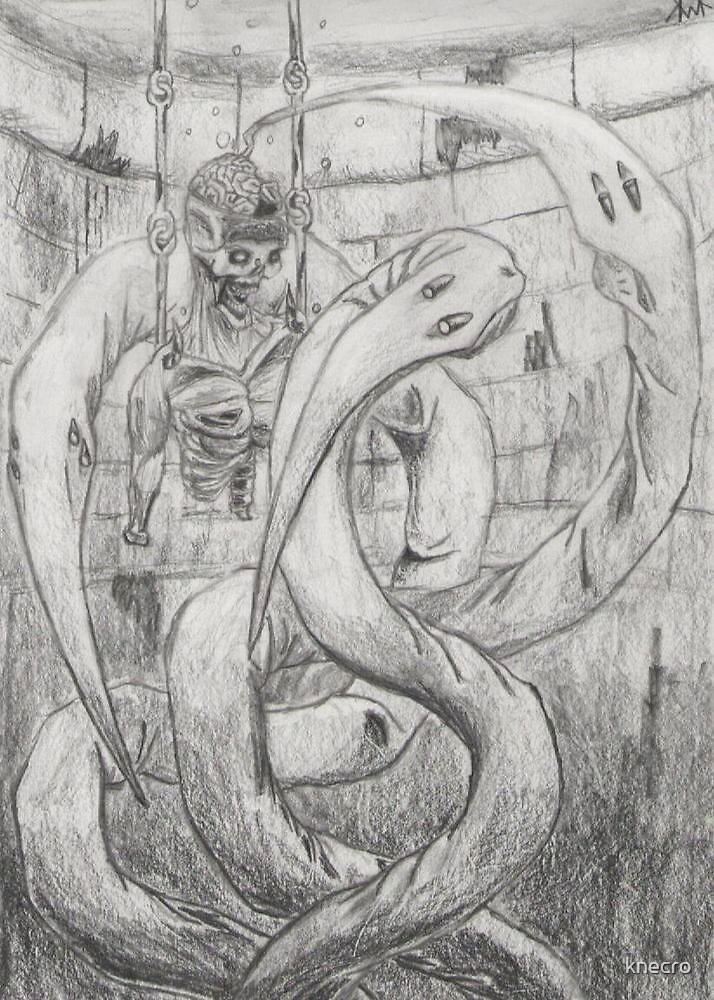 Brain Eels by knecro