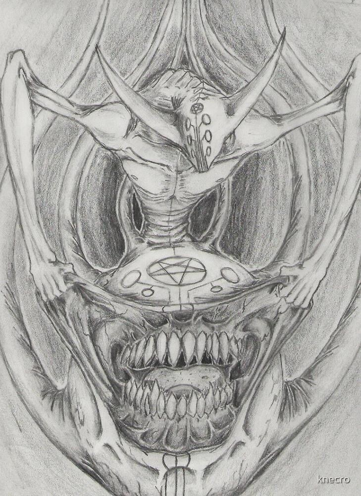 Demon Mother by knecro
