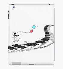 Musik Freude iPad-Hülle & Klebefolie