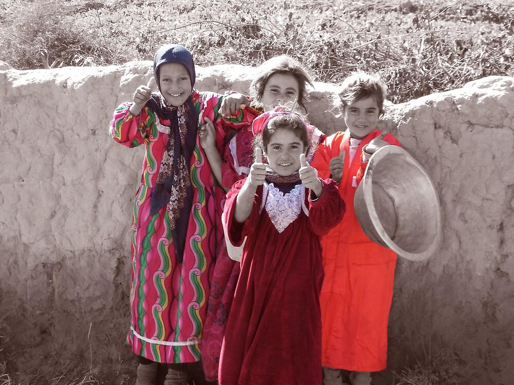 Children of Iraq by Benjamin Sloma