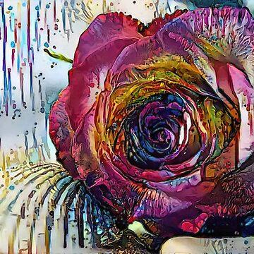 Ramblin' Rose by blacknight