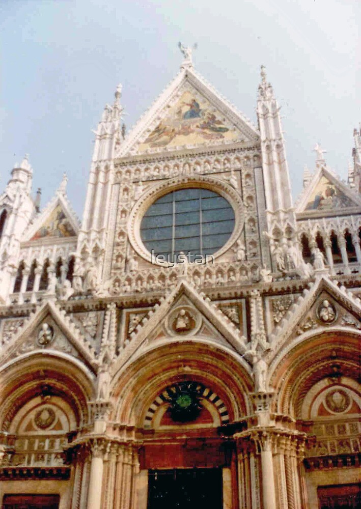Siena Cathedral by leystan