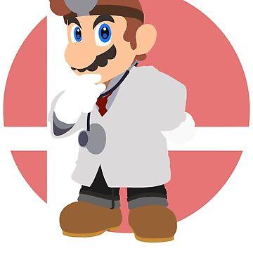 Dr. Mario - Super Smash Bros. Ultimate by PrincessCatanna