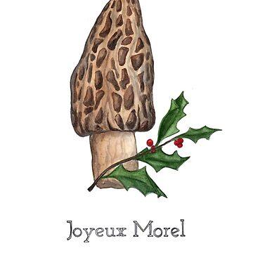 Joyeux Morel by lifescience
