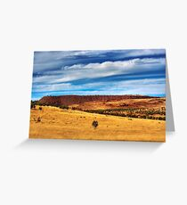 Kanmantoo - Copper Mine Greeting Card