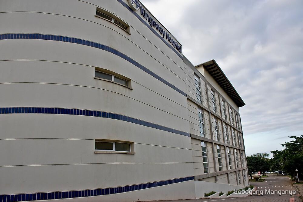 Kingsway Hospital - Medical centre wing by Lebogang Manganye
