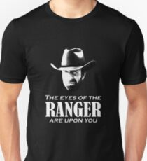 Walker Texas Ranger Merchandise (Chuck Norris) Slim Fit T-Shirt