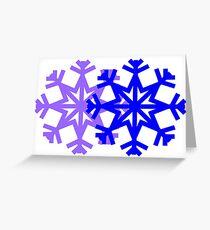 Festival Stars Greeting Card