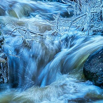 Water and Ice 2 by wekegene