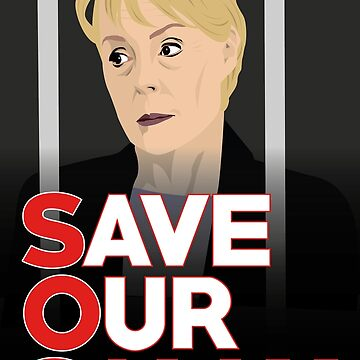 Coronation Street - Save Our Sally! by gregs-celeb-art