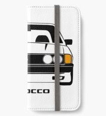VW Scirocco Old School iPhone Wallet/Case/Skin