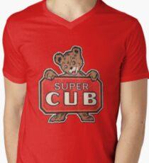 Super Cub Men's V-Neck T-Shirt