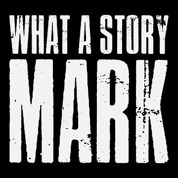 What A Story Mark by MBPhotography94