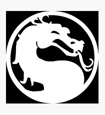 Mortal Kombat Photographic Print