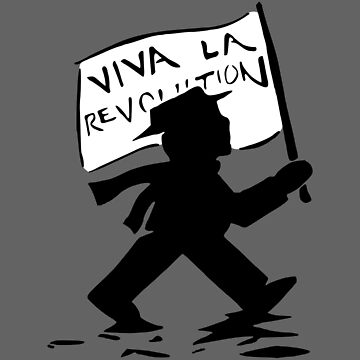political revolution fuck the system anarchy by untagged-shop