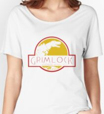 Grimlock (Jurassic Park) Women's Relaxed Fit T-Shirt