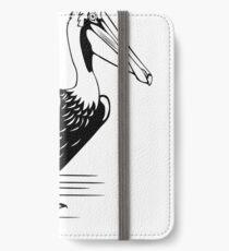 pelican lover - pelican gift iPhone Wallet/Case/Skin