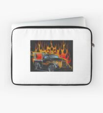 Kindermotiv Feuertruck  Laptoptasche
