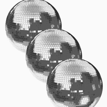 Disco Balls by angelicbiscuit