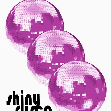 Shiny Disco Balls by angelicbiscuit