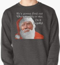 Naughty or Nice Pullover