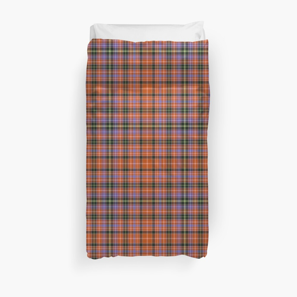 Aberdeen District Tartan (STA 1801, Antique) Bettbezug