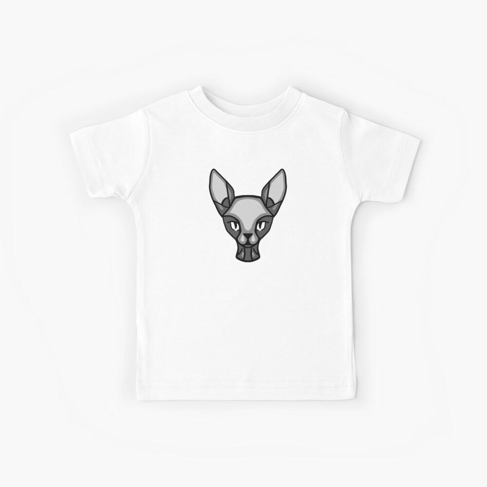 gato Camiseta para niños