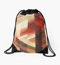 Moquette Abstract Drawstring Bag