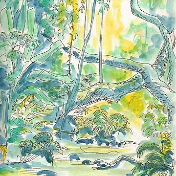 Montaine Rainforest by Sophie Neville by SophieNeville