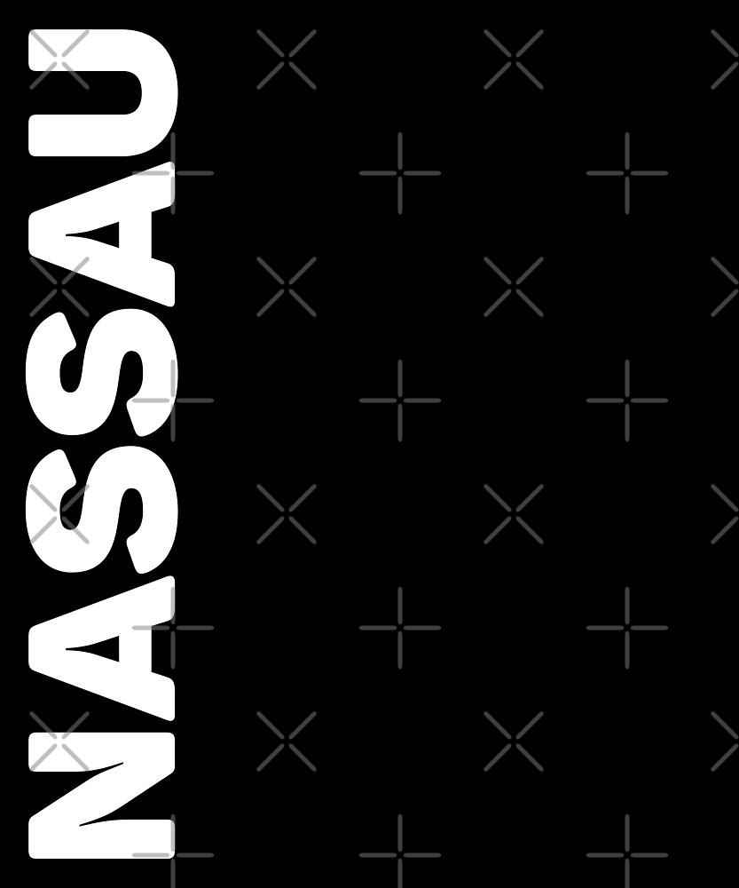 Nassau T-Shirt by designkitsch