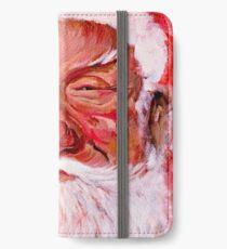 Santa Claus iPhone Wallet/Case/Skin