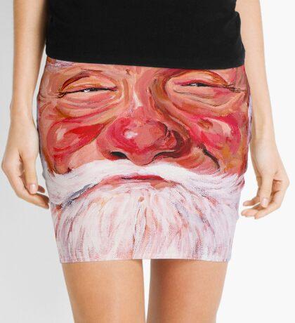 Santa Claus Mini Skirt